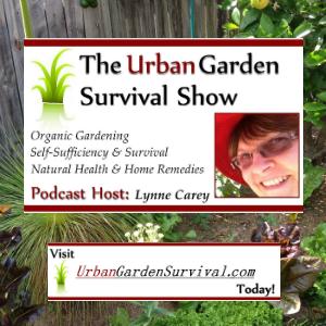 Urban Garden Survival Podcast-2