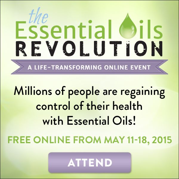 The Essential Oils Revolution